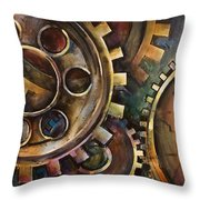 Design One Throw Pillow