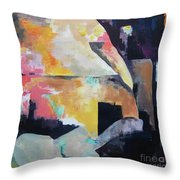 Designed By Soul Throw Pillow