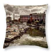 Desire Throw Pillow