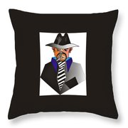 Desperado Throw Pillow