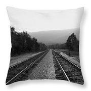Destinations Unknown Throw Pillow