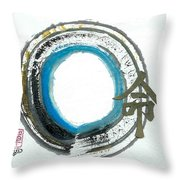 Destiny In Zen Throw Pillow