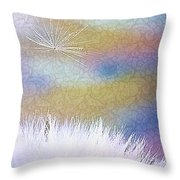 Detachment Throw Pillow