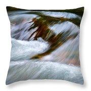 Detail Cascade Fall River Throw Pillow