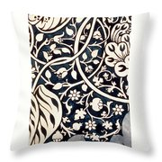 Detail Design For Avon Chintz Throw Pillow