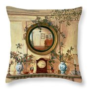 Detail Of Home Sweet Home  Throw Pillow