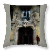 Detail Parisienne Throw Pillow