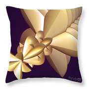 Developing  New Star Throw Pillow