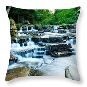 Devils River 2 Throw Pillow