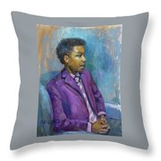 Devin Throw Pillow