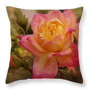 Devoted To You Throw Pillow