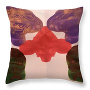 Devour Throw Pillow