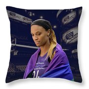 Dewanna Bonner Lgbt Pride 4 Throw Pillow