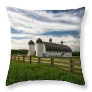 Dh Day Farm 9 Throw Pillow