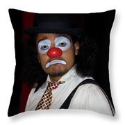 Dia De Los Inocentes Ix Throw Pillow