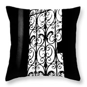 Dia Window Throw Pillow