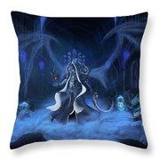Diablo IIi Reaper Of Souls Throw Pillow