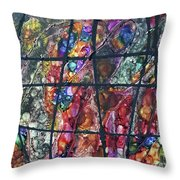 Diabolical Madness - Original Throw Pillow
