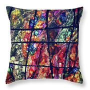 Diabolical Madness - V1cri78 Throw Pillow