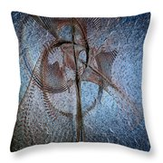 Diachrony Of Altruism Throw Pillow