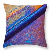 Diagonal Throw Pillow
