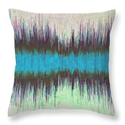11043 Diamond Dogs By David Bowie V2 Throw Pillow