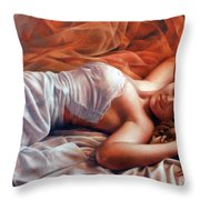 Diana Throw Pillow