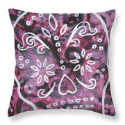 Did I Mention Throw Pillow
