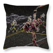Did They Make It? Throw Pillow
