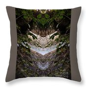 Did You See This One Coming Throw Pillow