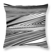 Different Than It Never Was Throw Pillow