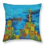 Differentiation Throw Pillow