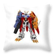 Digimon Throw Pillow