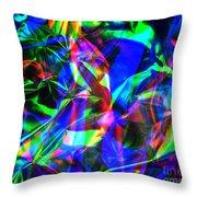 Digital Art-a10 Throw Pillow