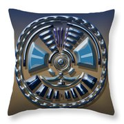 Digital Art Dial 2 Throw Pillow