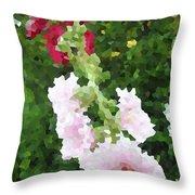 Digital Artwork 1390 Throw Pillow