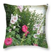 Digital Artwork 1396 Throw Pillow