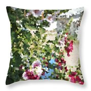Digital Artwork 1399 Throw Pillow