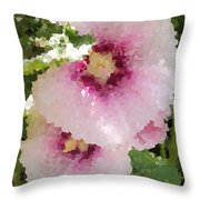 Digital Artwork 1401 Throw Pillow