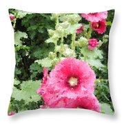 Digital Artwork 1426 Throw Pillow