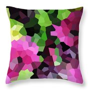 Digital Artwork 844 Throw Pillow