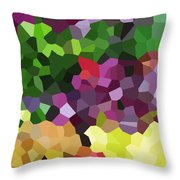 Digital Artwork 846 Throw Pillow