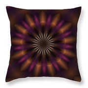 Digital Doodle 110610a Throw Pillow