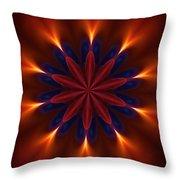 digital Doodle 110610B Throw Pillow