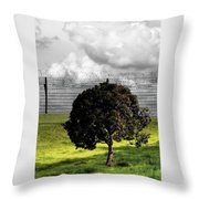 Digital Photography - The Prisoner Throw Pillow