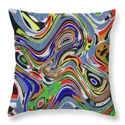 Digital Painting,,#0200 Eetw1 Throw Pillow