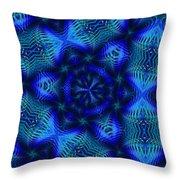 Digtal Doodle 110610d Throw Pillow