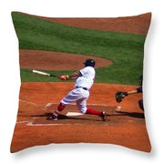Dinger Throw Pillow