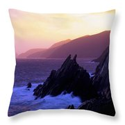 Dingle Peninsula, Co Kerry, Ireland Throw Pillow
