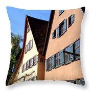 Dinkelsbuhl 16 Throw Pillow